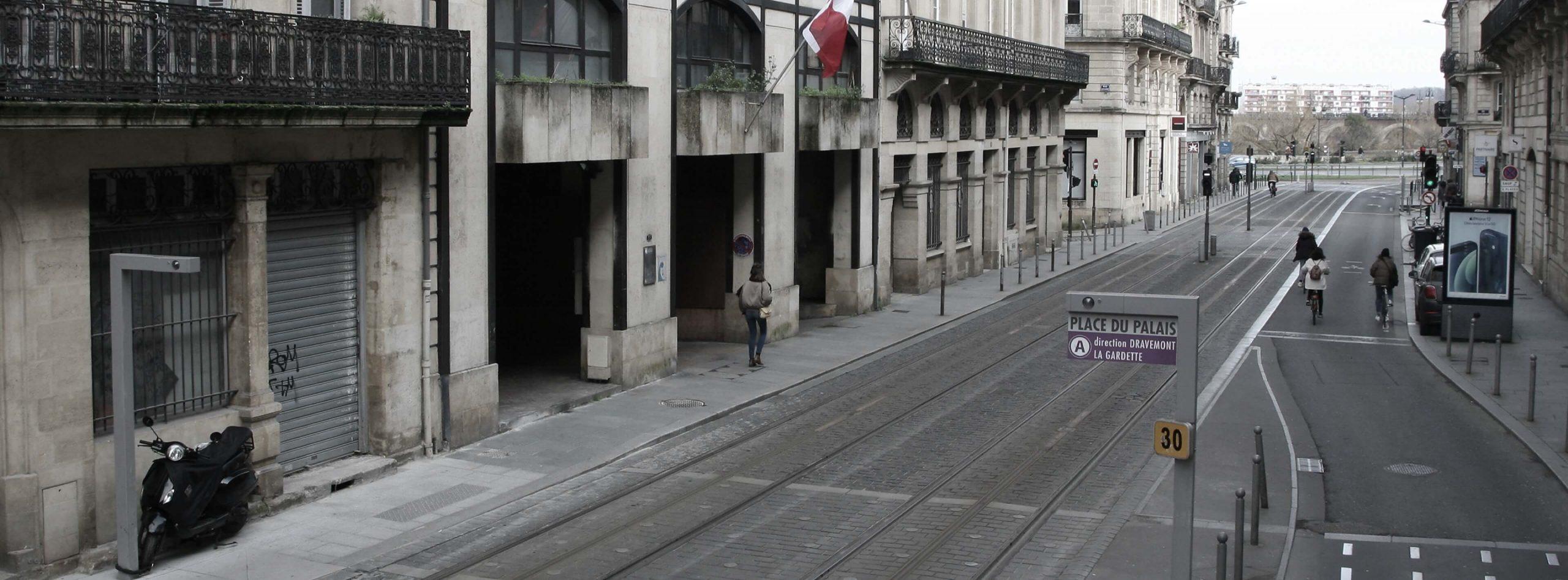 Garez-vous au parking METPARK Alsace Lorraine à Bordeaux, parking dans le centre-ville de Bordeaux réservé aux abonnés.