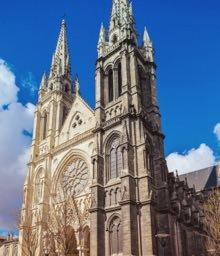 Eglise Saint Louis Chartrons